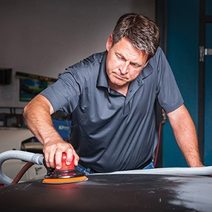 Carborundum About Us - Collision Repair
