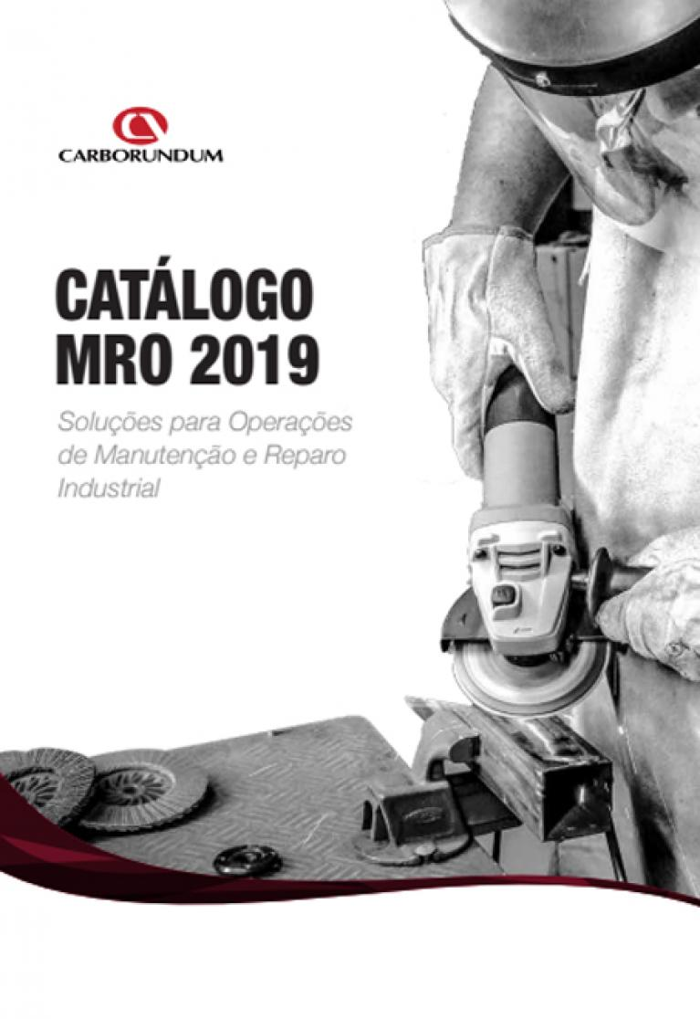 Catalogo MRO capa