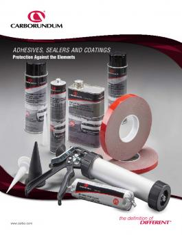 Adhesives, Sealers and Coatings Brochure - CA5233