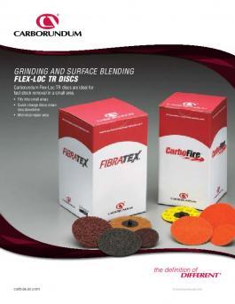 Carbo Flex-Loc TR Discs Brochure - CA5630