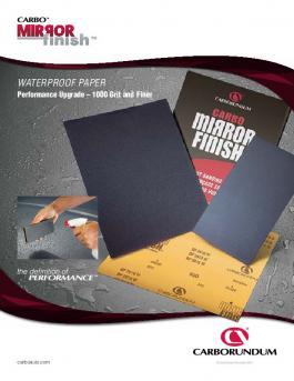 Carbo Mirror Finish Brochure - CA5708
