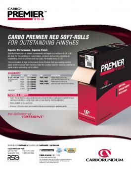 Carbo Premier Red Soft Rolls Brochure - CA5456
