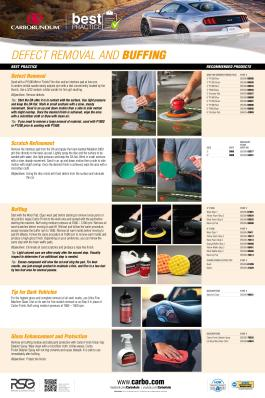 Best Practice - Defect Removal and Buffing CA5300-D