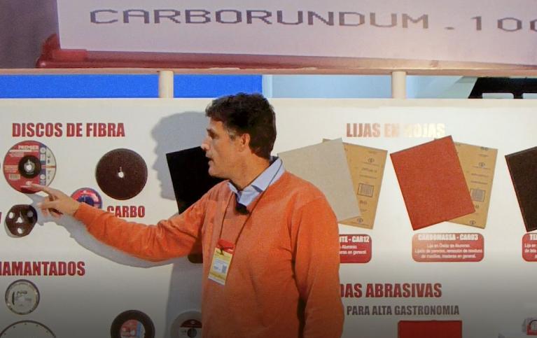 Pedro Cury, Director de Ventas y Marketing Saint-Gobain Abrasivos SAM
