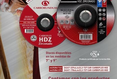 cambio etiqueta carbo HDZ