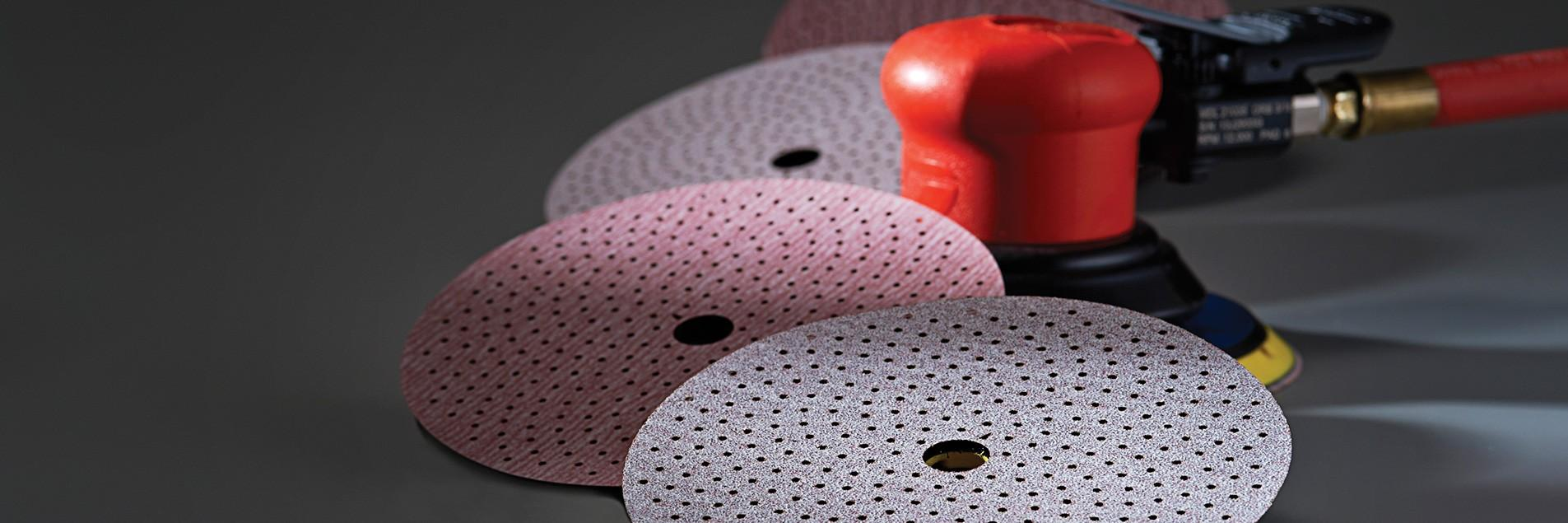 Carbo Medalist Clean-Air Plus Paper Discs