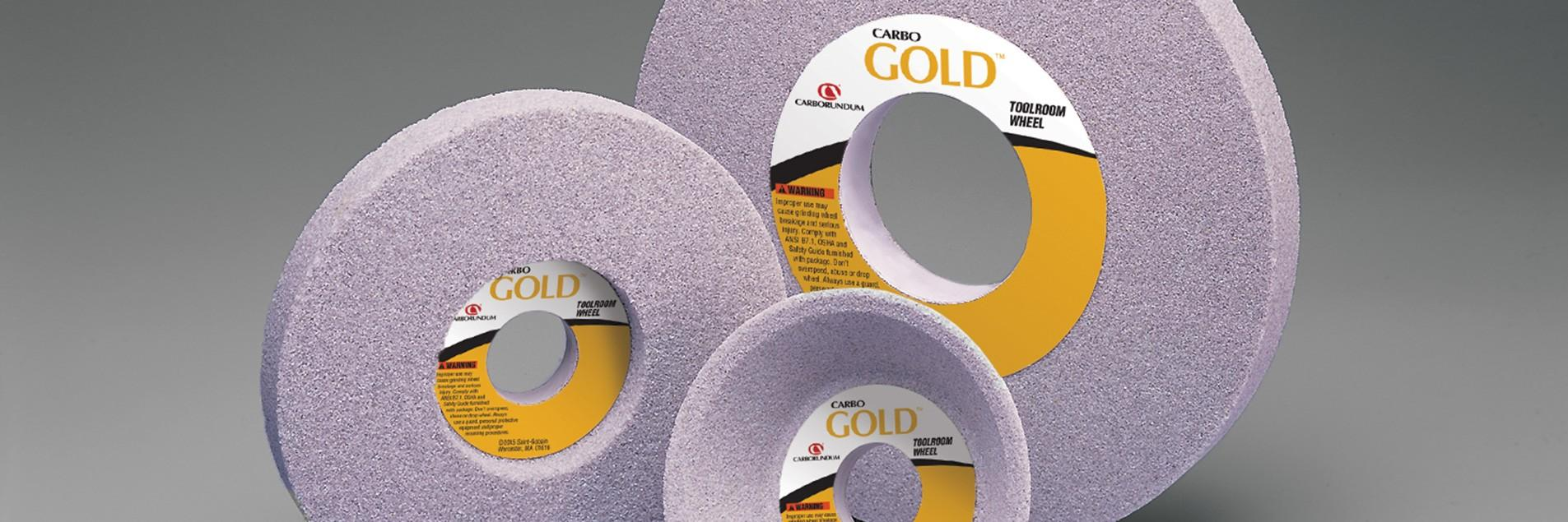 Carbo Gold Toolroom Grinding Wheels