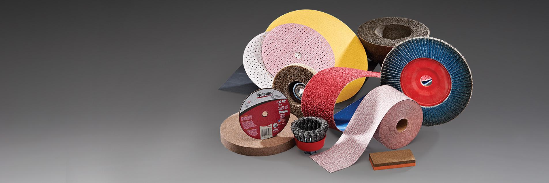 Carborundum Abrasives Product Line